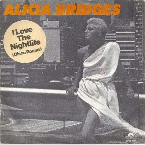 Coverafbeelding Alicia Bridges - I Love The Nightlife (Disco Round)