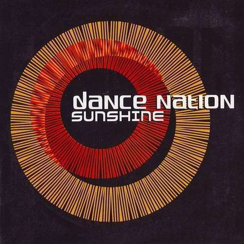 Coverafbeelding Sunshine - Dance Nation