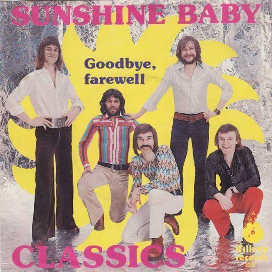 Coverafbeelding Sunshine Baby - Classics