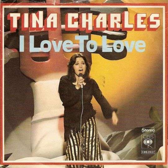 Coverafbeelding I Love To Love - Tina Charles