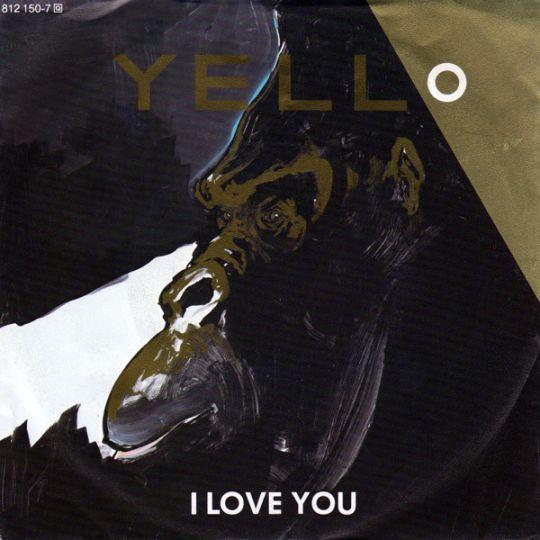 Coverafbeelding I Love You - Yello