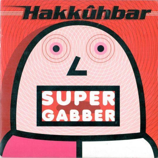 Coverafbeelding Supergabber - Hakk�hbar