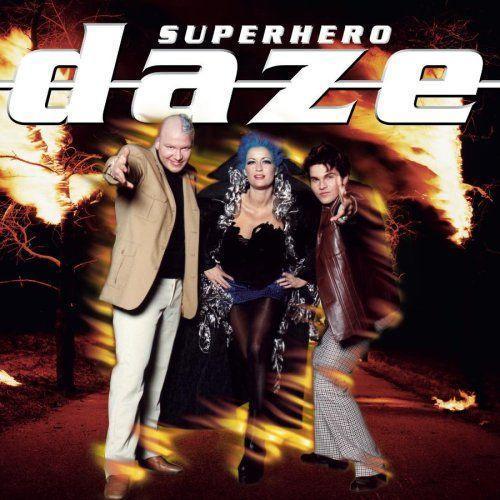 Coverafbeelding Daze - Superhero