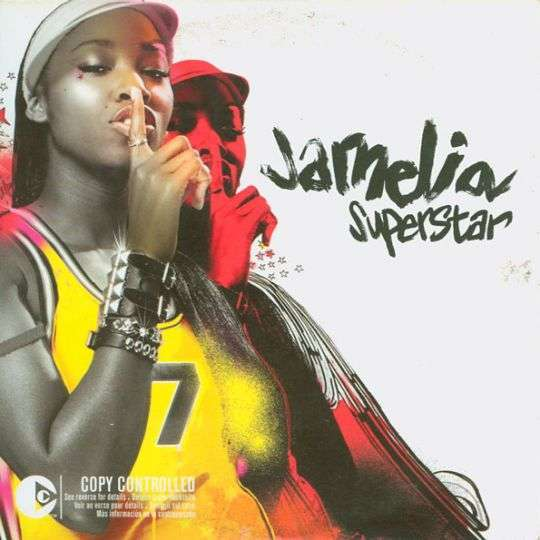 Coverafbeelding Superstar - Jamelia