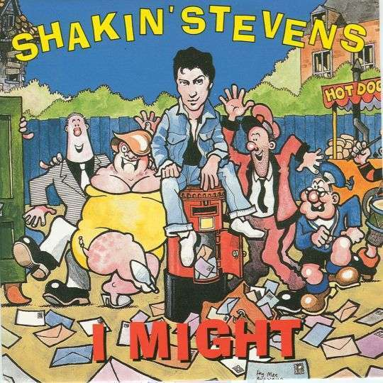 Coverafbeelding I Might - Shakin' Stevens