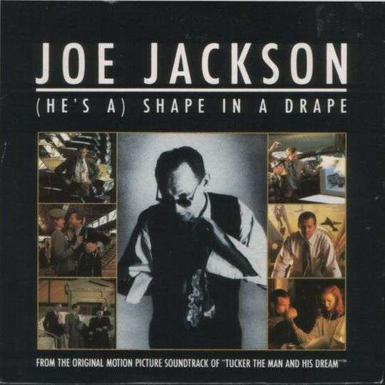 Coverafbeelding (He's A) Shape In A Drape - Joe Jackson