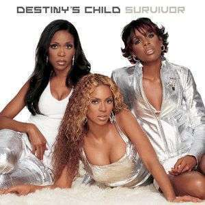 Coverafbeelding Survivor - Destiny's Child