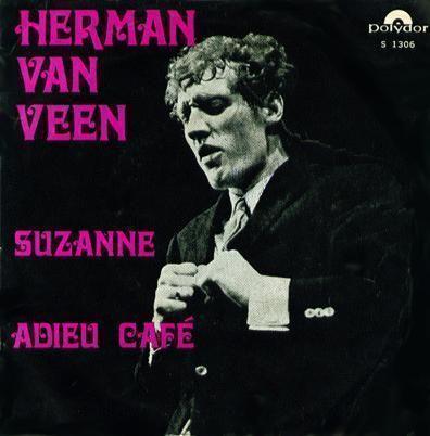 Coverafbeelding Suzanne - Herman Van Veen