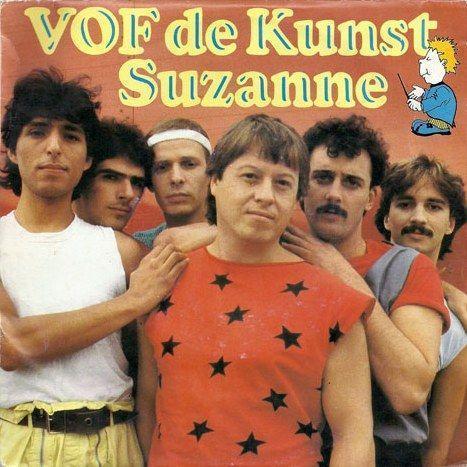 Coverafbeelding Suzanne - Vof De Kunst