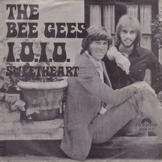 Coverafbeelding I.o.i.o. - The Bee Gees
