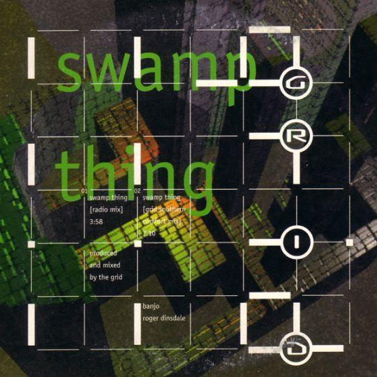 Coverafbeelding Grid - Swamp Thing