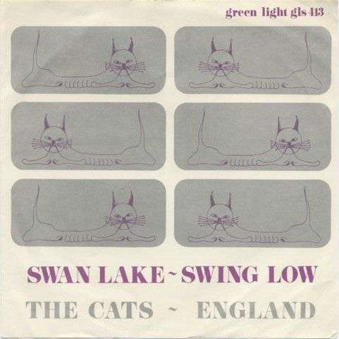 Coverafbeelding The Cats ((GBR)) - Swan Lake