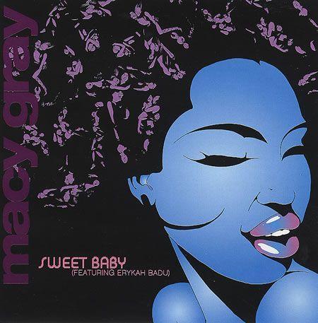 Coverafbeelding Sweet Baby - Macy Gray (Featuring Erykah Badu)