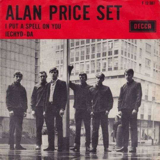 Coverafbeelding I Put A Spell On You - Alan Price Set