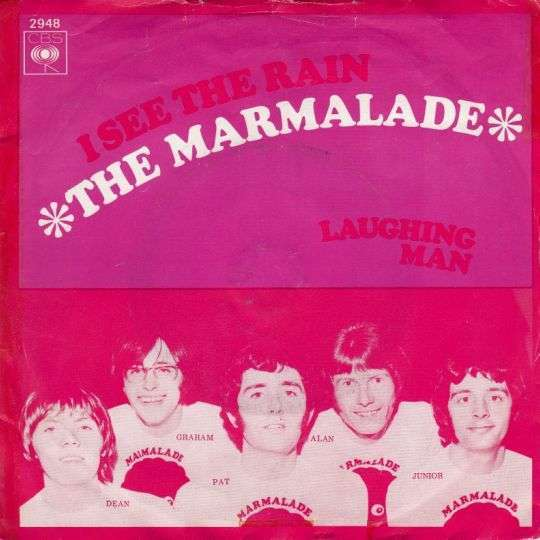 Coverafbeelding I See The Rain - The Marmalade