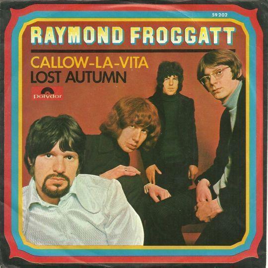 Coverafbeelding Callow-La-Vita - Raymond Froggatt