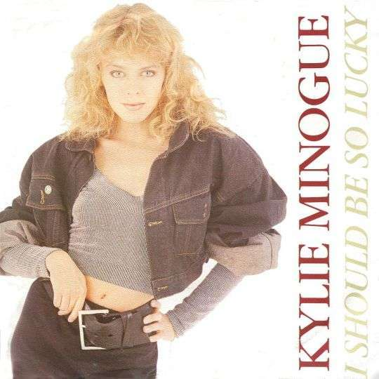 Coverafbeelding I Should Be So Lucky - Kylie Minogue