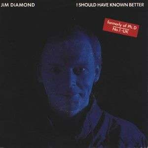 Coverafbeelding Jim Diamond - I Should Have Known Better