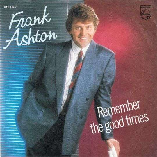 Coverafbeelding Remember The Good Times - Frank Ashton