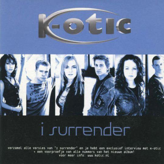 Coverafbeelding K-Otic - I Surrender