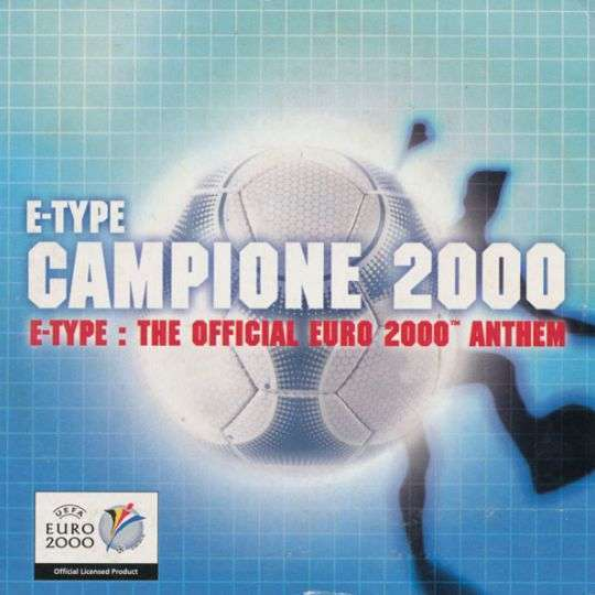 Coverafbeelding E-Type - Campione 2000