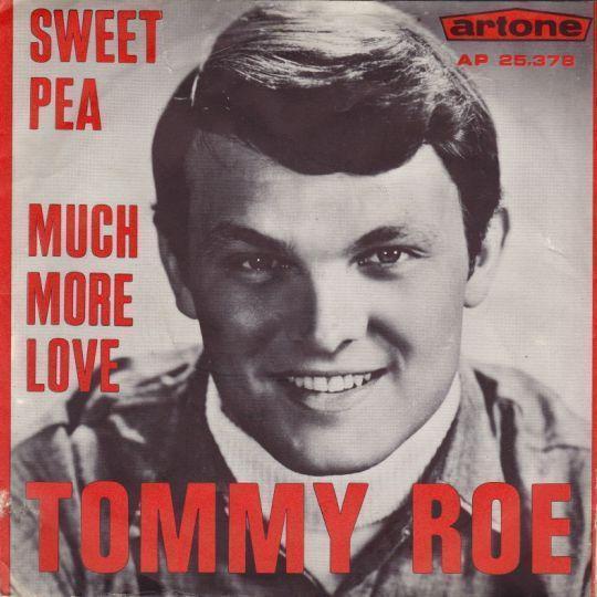 Coverafbeelding Sweet Pea - Tommy Roe