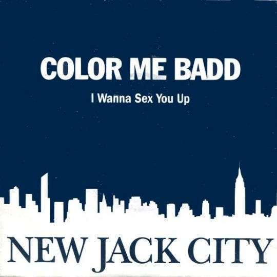 Coverafbeelding I Wanna Sex You Up - Color Me Badd