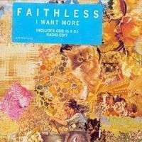 Coverafbeelding I Want More - Faithless