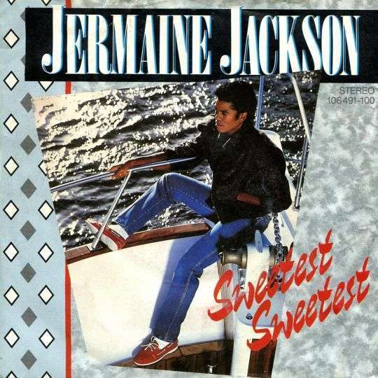 Coverafbeelding Jermaine Jackson - Sweetest Sweetest