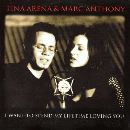 Coverafbeelding I Want To Spend My Lifetime Loving You - Tina Arena & Marc Anthony
