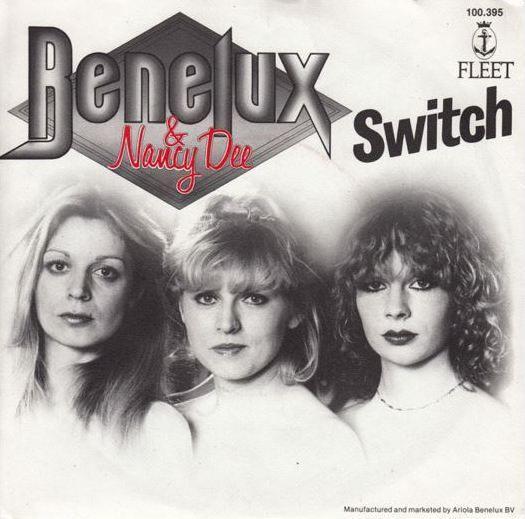 Coverafbeelding Switch - Benelux & Nancy Dee