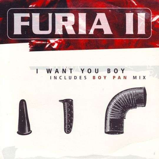 Coverafbeelding Furia II - I Want You Boy