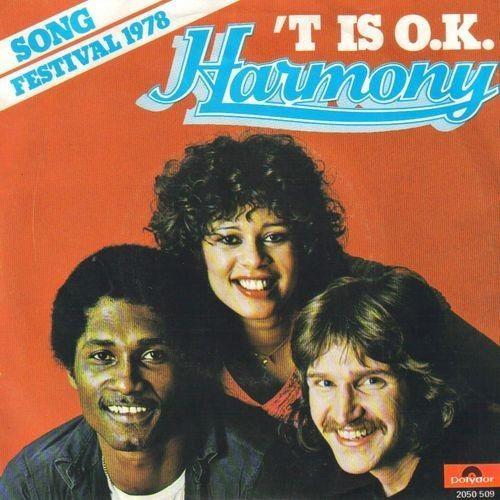 Coverafbeelding Harmony - 't Is O.K.