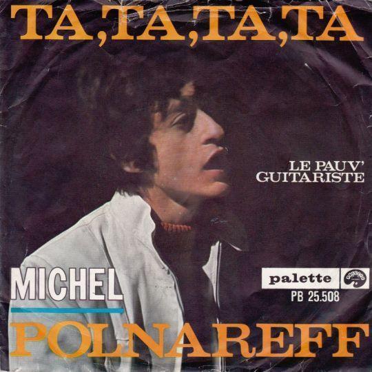 Coverafbeelding Ta, Ta, Ta, Ta - Michel Polnareff
