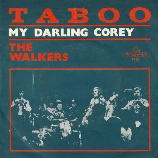 Coverafbeelding Taboo - The Walkers