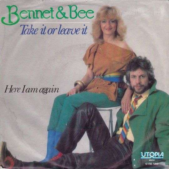 Coverafbeelding Take It Or Leave It - Bennet & Bee