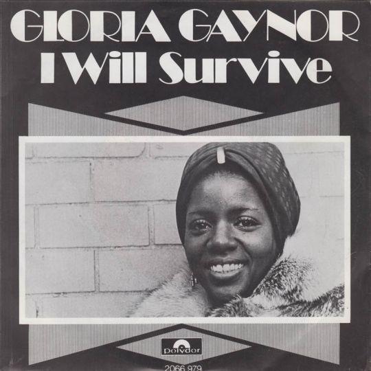 Coverafbeelding I Will Survive - Gloria Gaynor