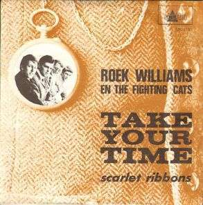 Coverafbeelding Take Your Time - Roek Williams En The Fighting Cats