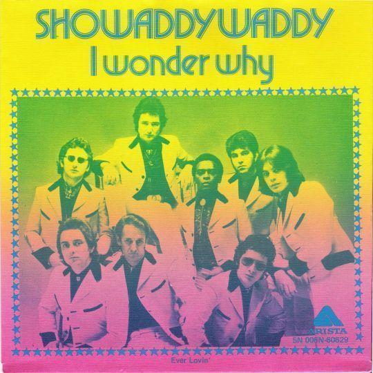 Coverafbeelding Showaddywaddy - I Wonder Why