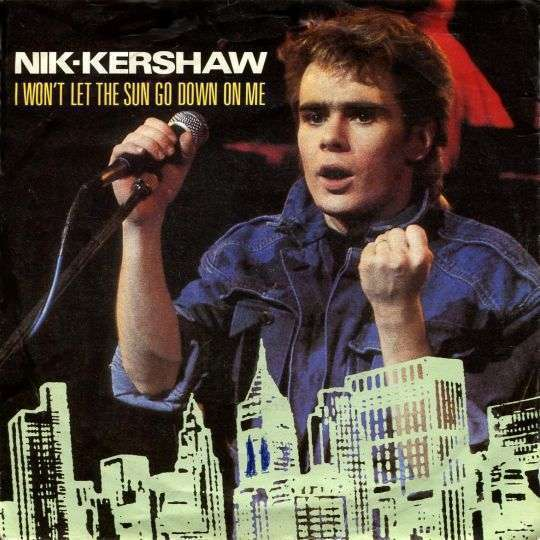 Coverafbeelding Nik-Kershaw - I Won't Let The Sun Go Down On Me