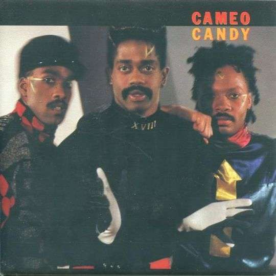 Coverafbeelding Candy - Cameo