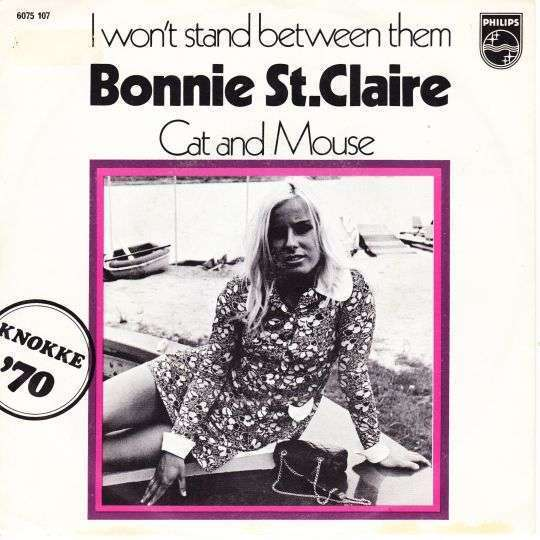 Coverafbeelding Bonnie St. Claire - I Won't Stand Between Them