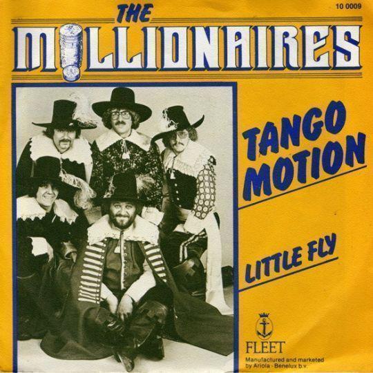 Coverafbeelding Tango Motion - The Millionaires