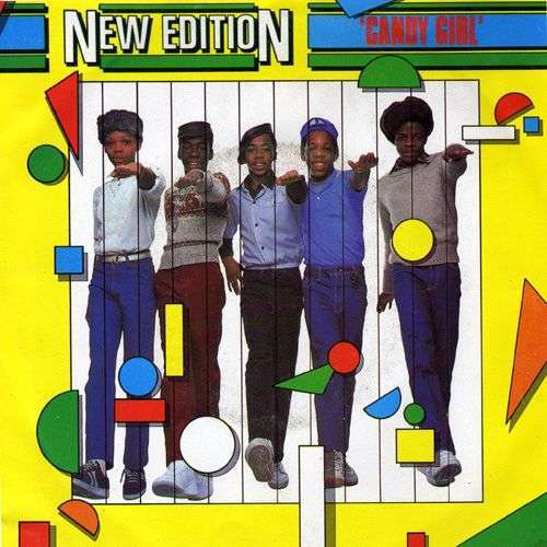 Coverafbeelding Candy Girl - New Edition