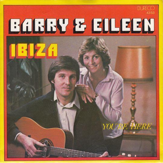 Coverafbeelding Barry & Eileen - Ibiza