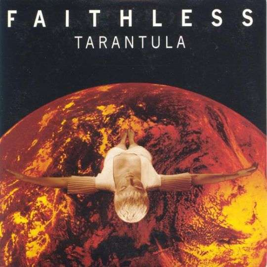 Coverafbeelding Tarantula - Faithless