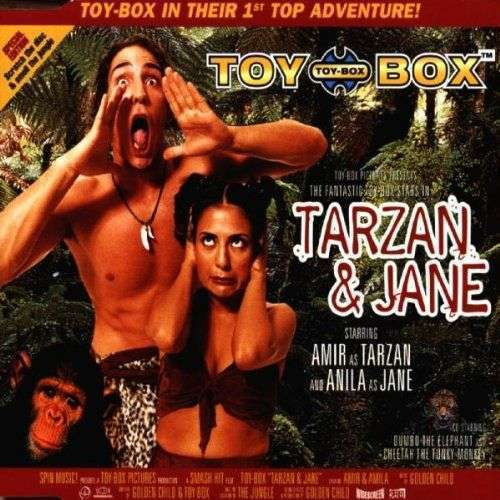 Coverafbeelding Tarzan & Jane - Toy-Box