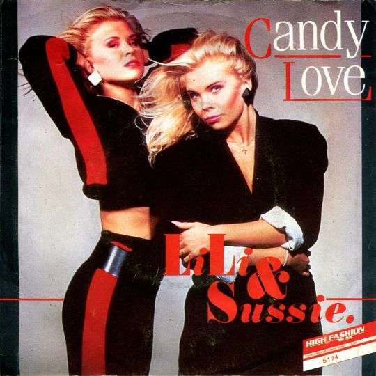 Coverafbeelding Lili & Sussie - Candy Love