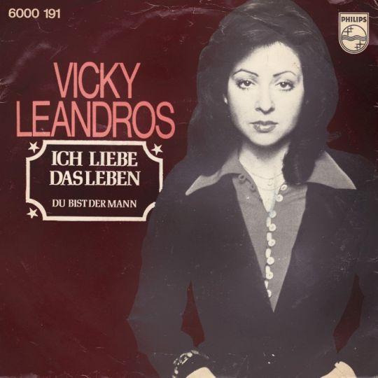 Coverafbeelding Ich Liebe Das Leben - Vicky Leandros