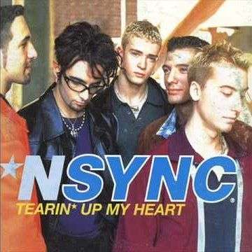 Coverafbeelding Tearin' Up My Heart - 'n Sync